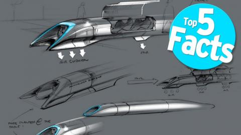 Top 5 Facts about the Hyperloop