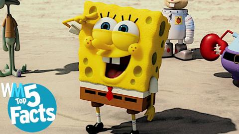 Top 5 Surprising SpongeBob SquarePants Facts!