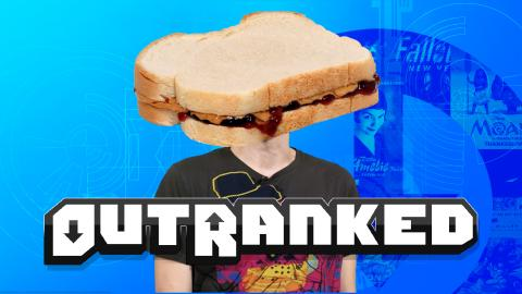 Announcing Our New Game Show: OUTRANKED