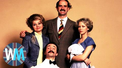 Top 10 Classic British Sitcoms