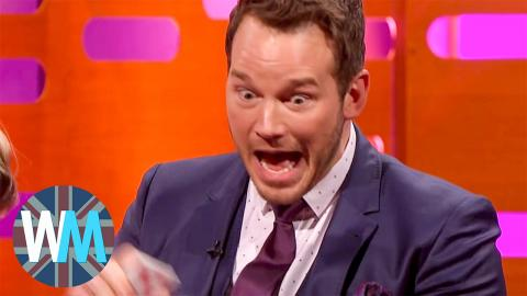 Top 10 Funniest Graham Norton Interviews