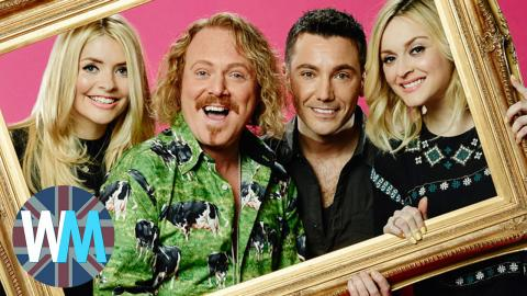 Top 10 Outrageous Celebrity Juice Moments