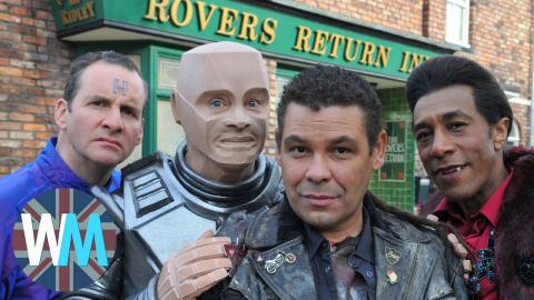 Top 10 Red Dwarf Episodes
