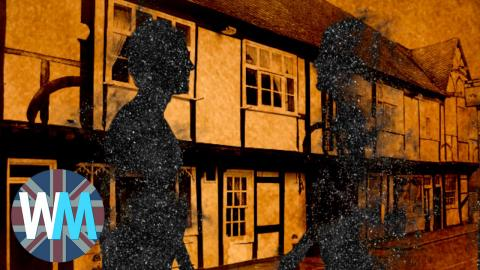 Top 10 Haunted Pubs in Britain