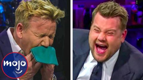 Top 10 Funniest Late, Late Show With James Corden Moments