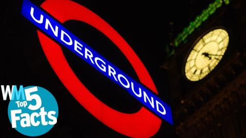 Top 5 Facts London Underground