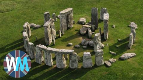 Top 5 Facts: Stonehenge