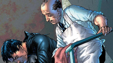 Superhero Origins: Alfred Pennyworth