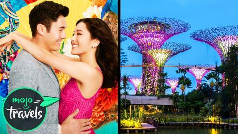 Top 10 Crazy Rich Asians Locations You Can Visit in Real Life