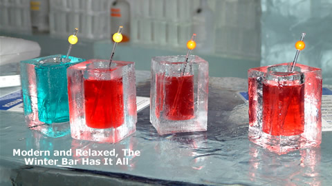 Break The Ice At The Winter Bar
