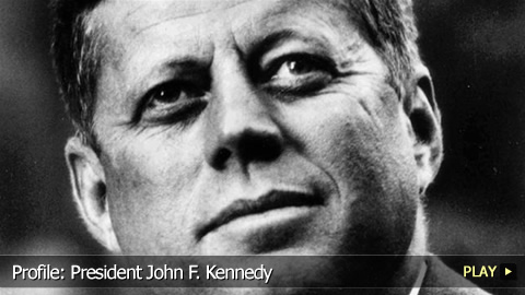 John F. Kennedy Biography - Life and Death of a President