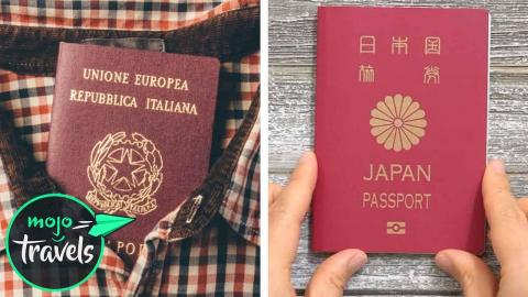 Top 10 Most Powerful Passports in the World