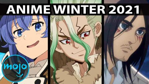 Top 10 Anime Winter 2021