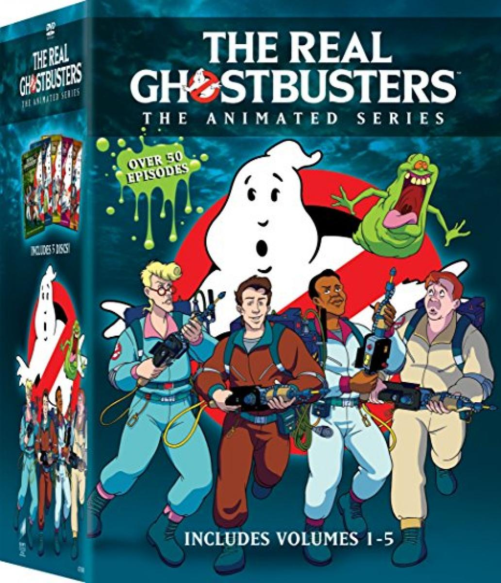 The Real Ghostbusters: The Animated Series
