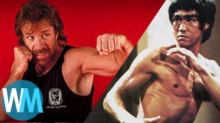 Top 10 Fighters Turned Action Stars