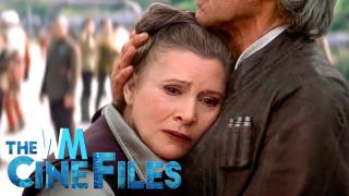 Carrie Fisher's Death, the New Alien: Covenant Trailer & Dunkirk's New Star ­– The CineFiles Ep. 1