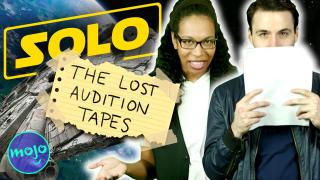 SOLO: The Lost Audition Tapes - Jr Skits