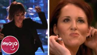 Top 3 Best FIGHTS of Real Housewives of Beverly Hills - Flip It!