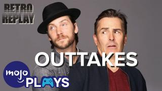 Troy Baker & Nolan North - Retro Replay OUTTAKES