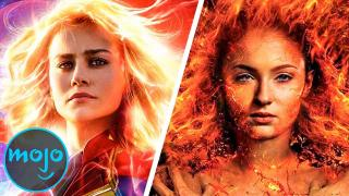 Top 10 Most Powerful Marvel Women