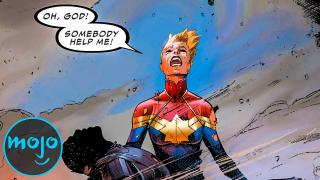 Top 10 Worst Things Captain Marvel Has Ever Done