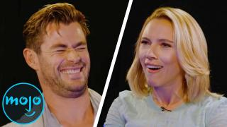Top 10 Times the Avengers Cast Roasted Each Other