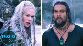 Top 10 Aquaman (2018) Moments