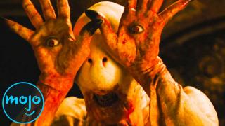 Top 10 Scariest Practical Effects In Movies