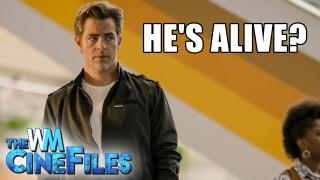 Chris Pine's WONDER WOMAN Character to Come Back from the DEAD? – The CineFiles Ep. 76