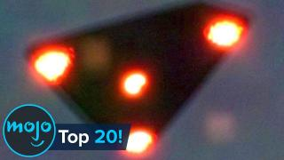 Top 20 UFOs Caught on Camera