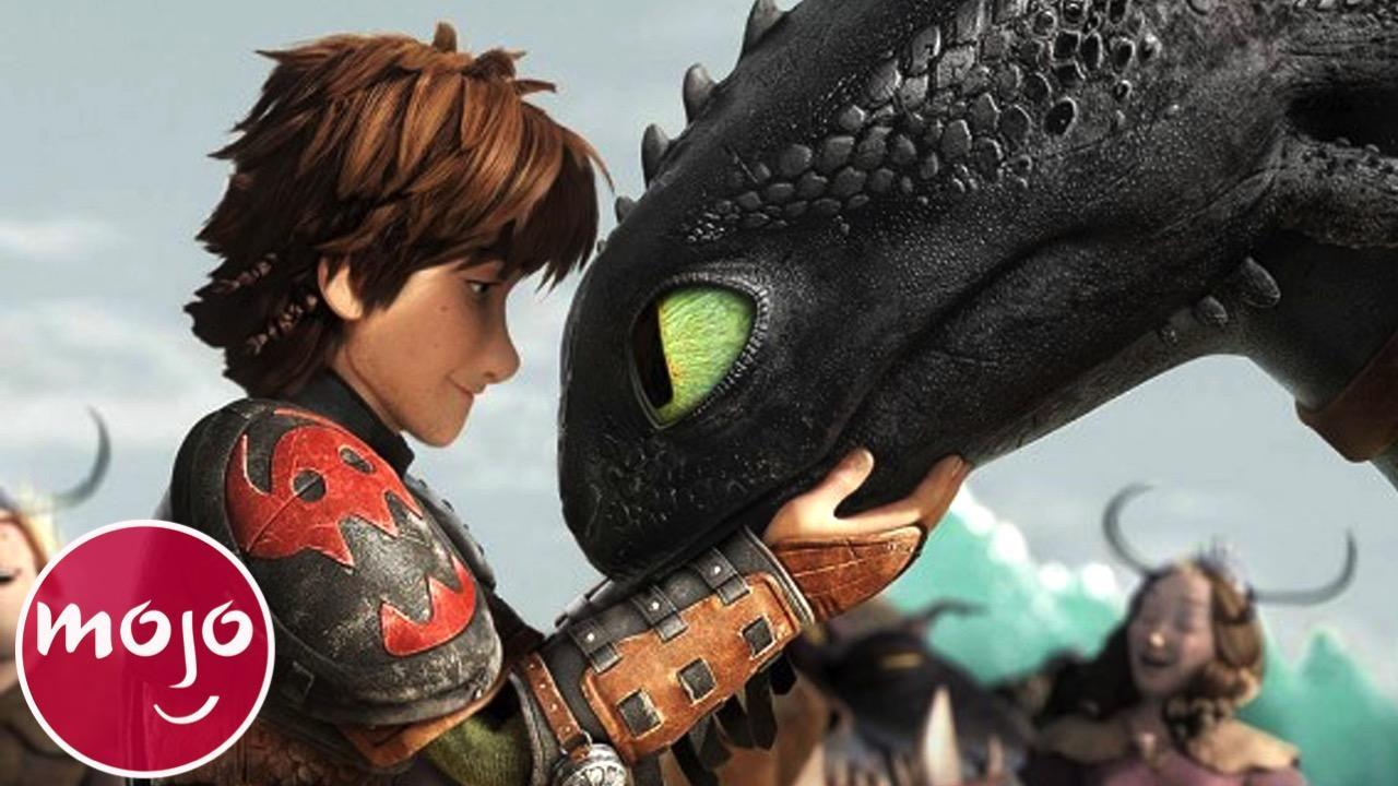Top 10 How To Train Your Dragon Franchise Moments Watchmojo Com