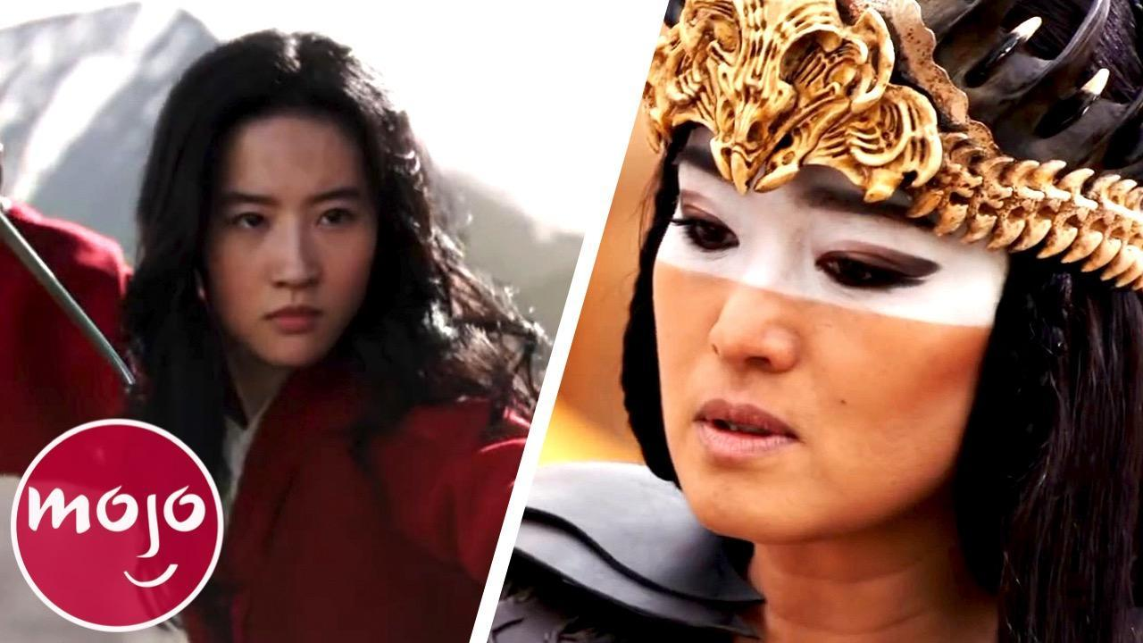 Top 5 Reasons The Mulan Trailer Has Us Excited Watchmojo Com