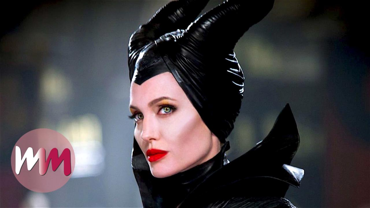 Top 10 Outstanding Angelina Jolie Performances