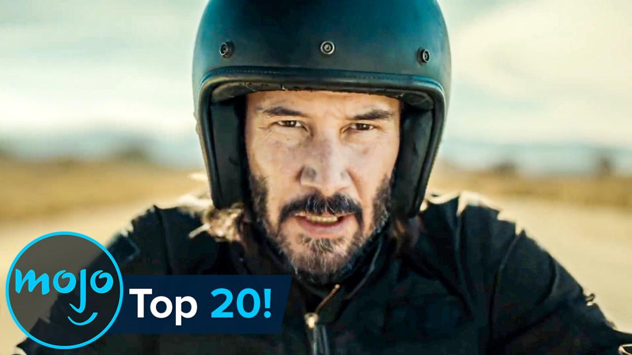 Top 20 Times Keanu Reeves Was Awesome Watchmojo Com